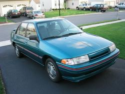 shockerusas 1994 Mercury Tracer