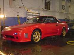 mrdosedrvr717s 1987 Toyota MR2