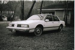 olds88man 1988 Oldsmobile Delta 88