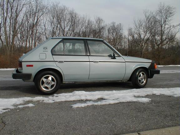 Another loudawg1 1989 Dodge Omni America post... - 3337895