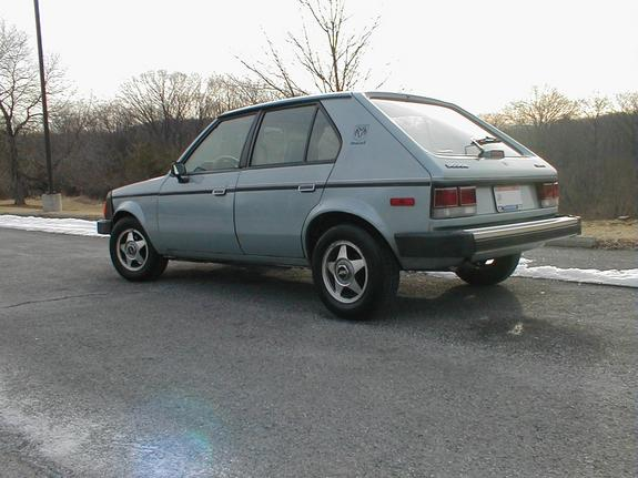 Another loudawg1 1989 Dodge Omni America post... - 3337896