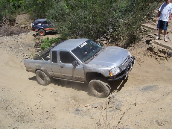 Another killing4aliving 2004 Nissan Frontier Regular Cab post... - 3340456