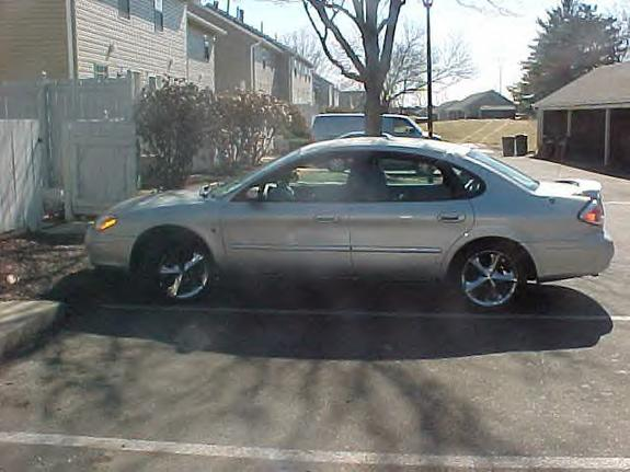 kingkevin 2002 Ford Taurus Specs, Photos, Modification Info at ...