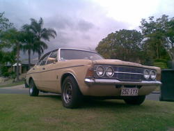 corty 1974 Ford Cortina