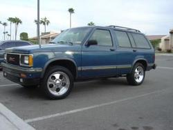 travieso1974s 1994 GMC Jimmy