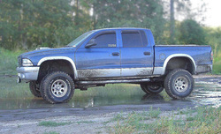 Cilrah 2002 Dodge Dakota Regular Cab & Chassis