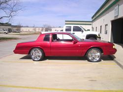 Another texascandyman 1987 Chevrolet Monte Carlo post... - 3349566
