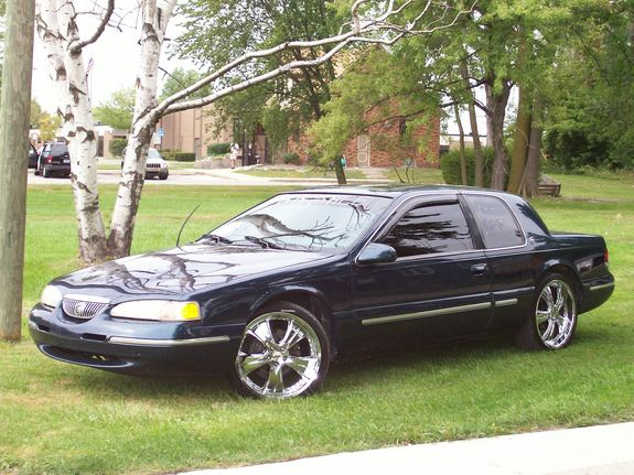 96 xr7 1996 mercury cougar specs photos modification. Black Bedroom Furniture Sets. Home Design Ideas