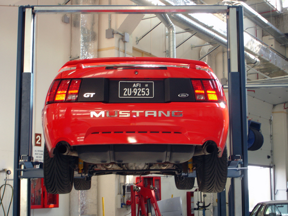 Another Red35th 1999 Ford Mustang post... - 3354664
