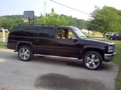 townhouse22s 1997 GMC Suburban 1500