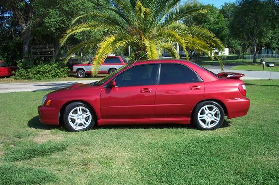 Another redscooby 2005 Subaru Legacy post... - 3357695