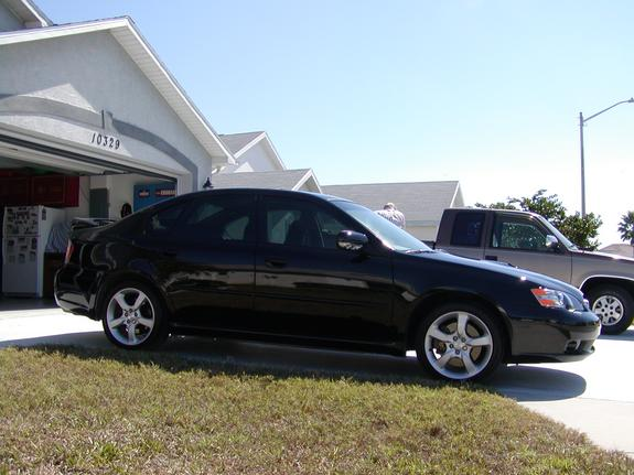 Another redscooby 2005 Subaru Legacy post... - 3357711