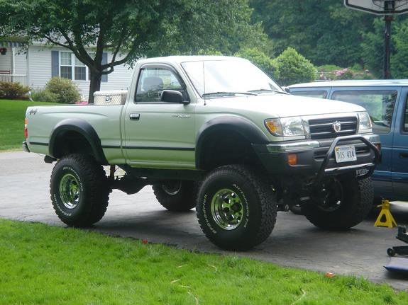 Djs4x4 1998 Toyota Tacoma Xtra Cab S Photo Gallery At Cardomain