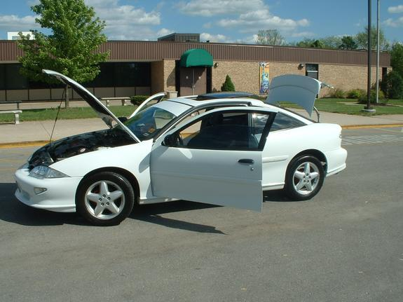 Another 1999CavyZ24 1999 Chevrolet Cavalier post... - 3362530