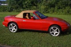 tonylaboys 1993 Mazda Miata MX-5