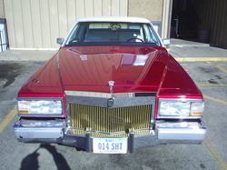 putisjs 1984 Cadillac DeVille