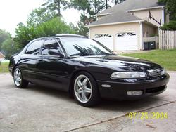 sw1tched911 1996 Mazda 626