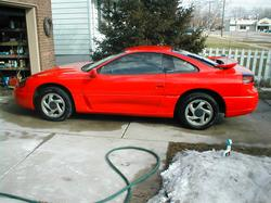 mikes96stealth 1996 Dodge Stealth
