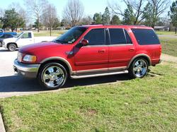 ldhurst2 2002 Ford Expedition