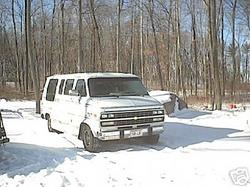 ThAt_ChEvBaLL 1992 Chevrolet Van