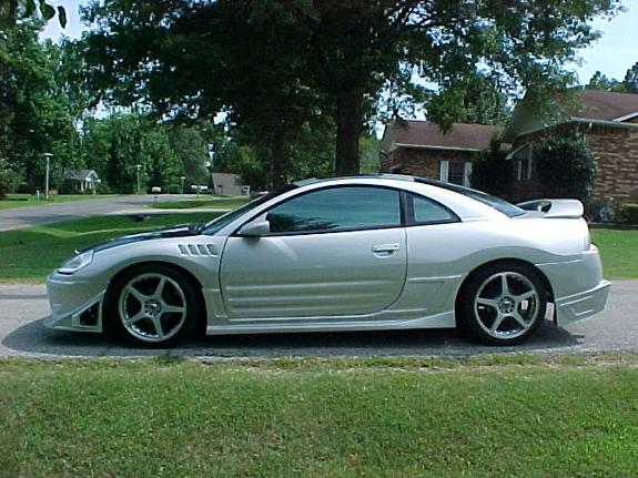shaneeslahi 39 s 2003 mitsubishi eclipse in piggott ar. Black Bedroom Furniture Sets. Home Design Ideas