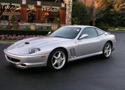 the_big_guys 2000 Ferrari 550 Maranello