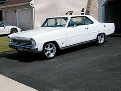 WildNova66s 1966 Chevrolet Nova