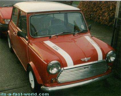 Another Slady 1982 MINI Cooper post... - 3376241