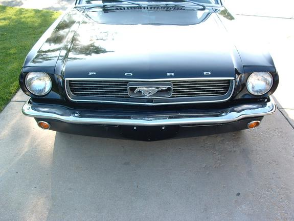 Another Golf4283 1966 Ford Mustang post... - 3377556