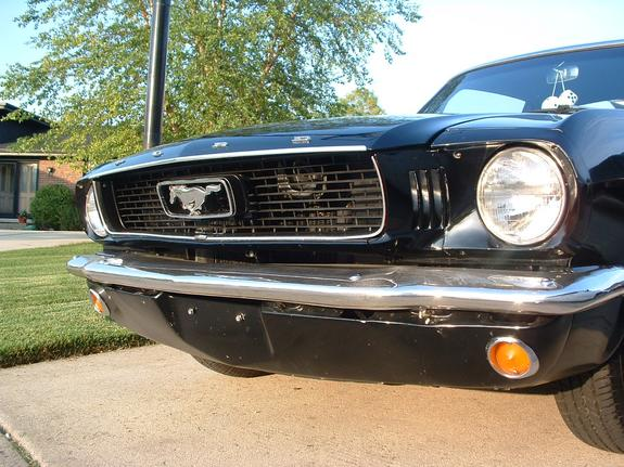 Another Golf4283 1966 Ford Mustang post... - 3377558