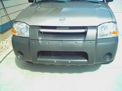 kcidmil 2002 Nissan Frontier King Cab