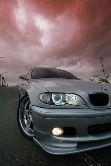 ACT111 2003 BMW  3380892