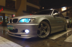 ACT111s 2003 BMW 3 Series