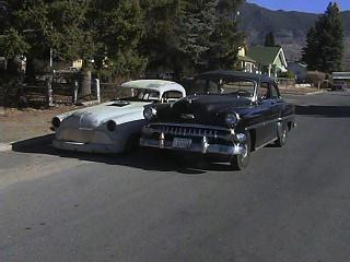 Another gumper 1953 Chevrolet Bel Air post... - 3383598