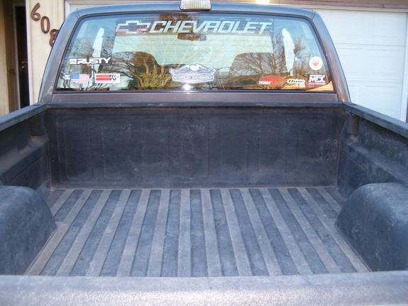 1993 chevy pickup dash