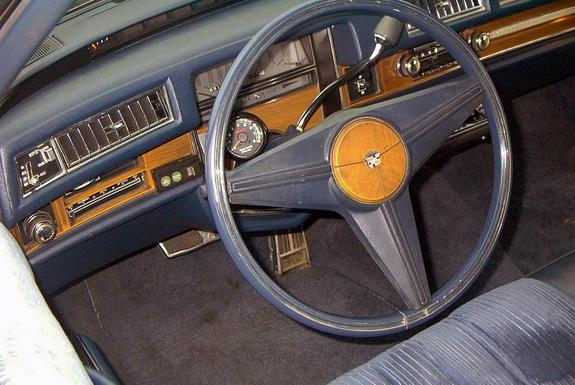 Another wurstarme 1974 Cadillac DeVille post... - 3384504