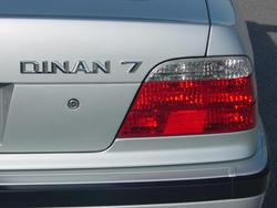 Titaniumseekers 2000 BMW 7 Series