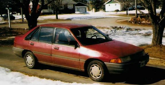 Another ofmyownaccord 1991 Ford Escort post... - 3386969