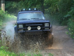 Merritt029s 1988 Ford Bronco II