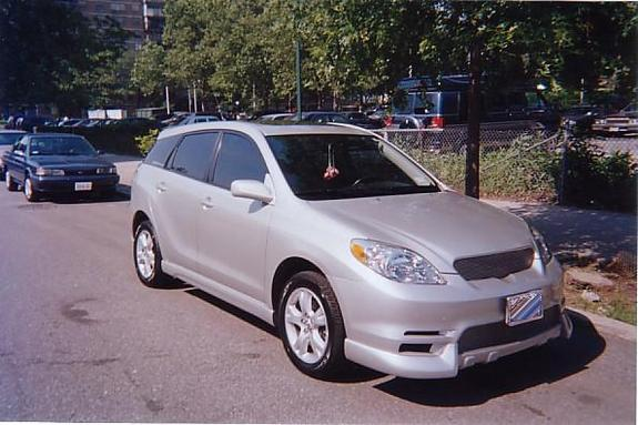 Another TheGame7a 2003 Toyota Matrix post... - 3390579