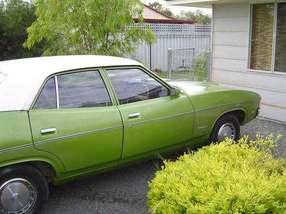 Another holdenhatch 1975 Ford Falcon post... - 3388312