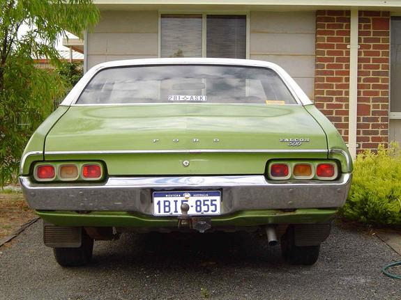 Another holdenhatch 1975 Ford Falcon post... - 3388313
