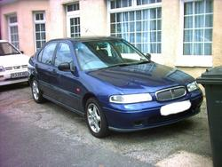 Majestic_roll 1998 Rover 400