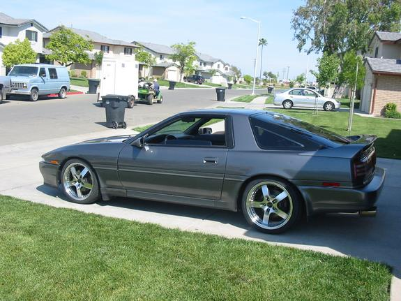 Another dhurier 1989 Toyota Supra post... - 3395768