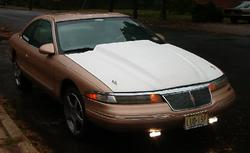 Another 440nopaint 1993 Lincoln Mark VIII post... - 3397081