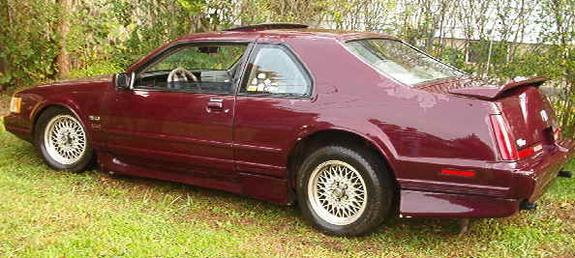 Another 440nopaint 1993 Lincoln Mark VIII post... - 3397083