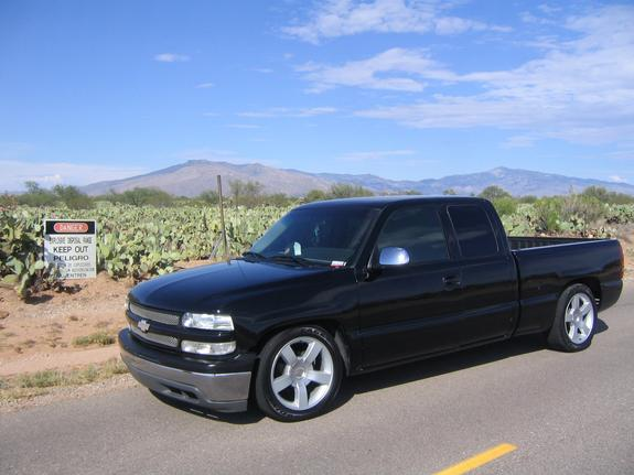 onyxsilverado 2000 chevrolet silverado 1500 regular cab. Black Bedroom Furniture Sets. Home Design Ideas