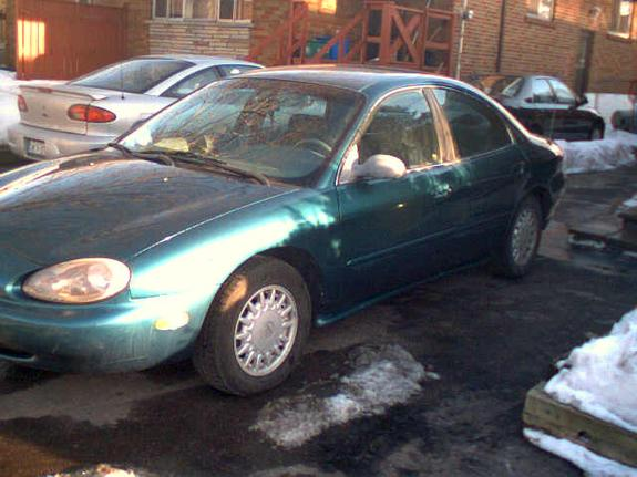Another seeblingbling 1997 Mercury Sable post... - 3405853