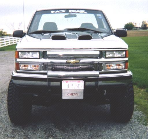 Another chevynofear 1995 Chevrolet C/K Pick-Up post... - 3407255