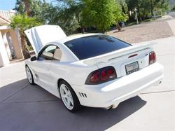 amped18 1996 Ford Mustang